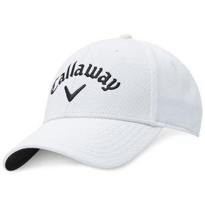 Callaway Logo Golf Unisex WHITE Hat NEW